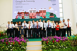Keat Hong Family Medicine Clinic Official Opening
