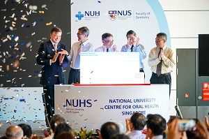 Official Opening of NUCOHS