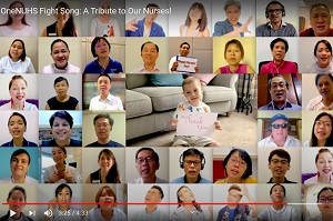 OneNUHS Fight Song: A Tribute to Our Nurses!