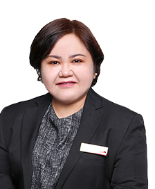 Photo of Dr Abigail De Guzman