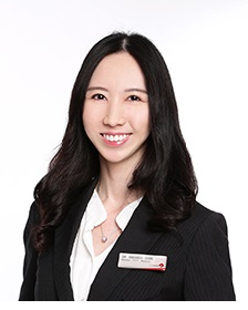 Photo of Dr Cheryl Tan