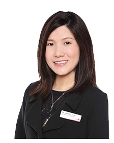 Photo of Dr Christine Ong