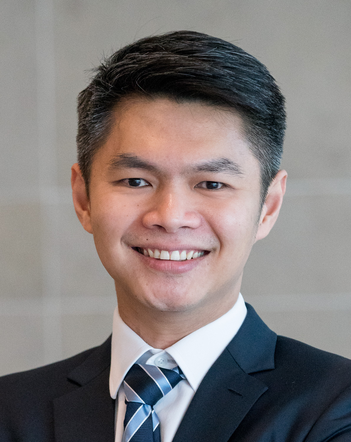 Photo of Dr Adrian Kee
